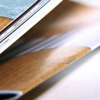 Broschüren mit Rückstichheftung