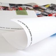 Plakate (Digitaldruck, 1 - 30 Stück)