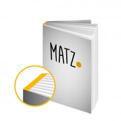 Broschüren mit Klebebindung MY MATZ