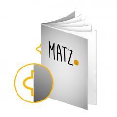 Katalog (Ringösenheftung) MY MATZ