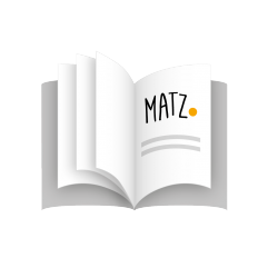 Softcover MY MATZ