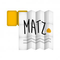 Faltplaner / Pocketplanerr MY MATZ