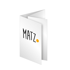 Folder (Doppelparallelfalz) MY MATZ