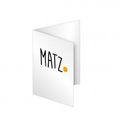 Folder (Einbruchfalz) MY MATZ