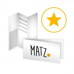 Folder (Exlusiv) MY MATZ