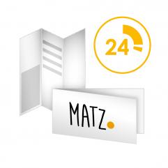 Overnight-Folder MY MATZ