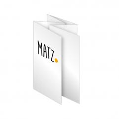 Folder (Parallelzickzackfalz) MY MATZ