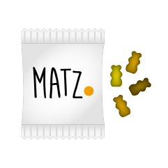 Fruchtgummi (Maxi Bärchen)