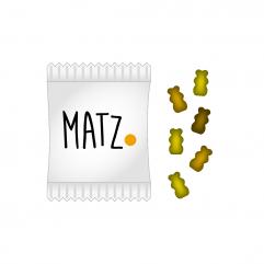 Fruchtgummi (klassisch) MY MATZ