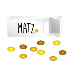 Mini-Bonbon-Box MY MATZ