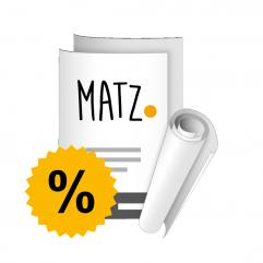 Sommerplakat - MY MATZ