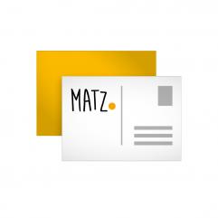 Postkarten MY MATZ