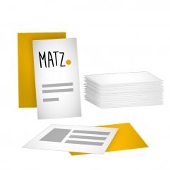 Bonuskarten MY MATZ