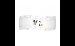 Banner (gesäumt und geöst) MY MATZ