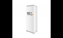 L-Banner (3-seitig) MY MATZ