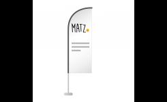 Beachflag (Wing) MY MATZ