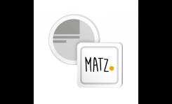 Bierdeckel (Offsetdruck, ab 500 Stück) MY MATZ