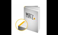 Katalog (Klebebindung) MY MATZ