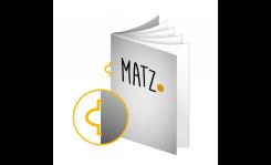 Broschüren mit Ringösenheftung MY MATZ