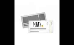 Eintrittskarten MY MATZ