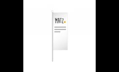 Hissflaggen MY MATZ