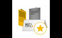 Grußkarten (Exklusiv) MY MATZ