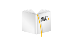 Hardcover Fadenheftung MY MATZ