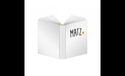 Hardcover Klebebindung MY MATZ