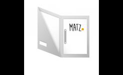Abheftmappe (Dreieckstasche) MY MATZ