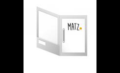 Abheftmappe (Tasche Rechteck) MY MATZ