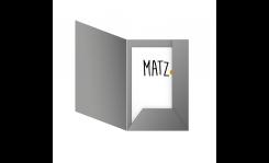 Sammelmappe (2 Laschen) MY MATZ