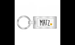 Schlüsselanhänger MY MATZ