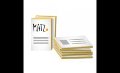 Visitenkarten (Multiloft) MY MATZ