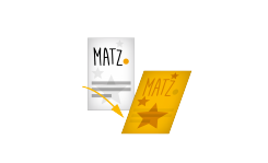 Wackelbilder (Standard) MY MATZ