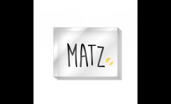 Werbeschilder aus Acrylglas MY MATZ